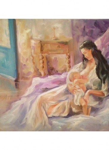 Feel mother mother's love