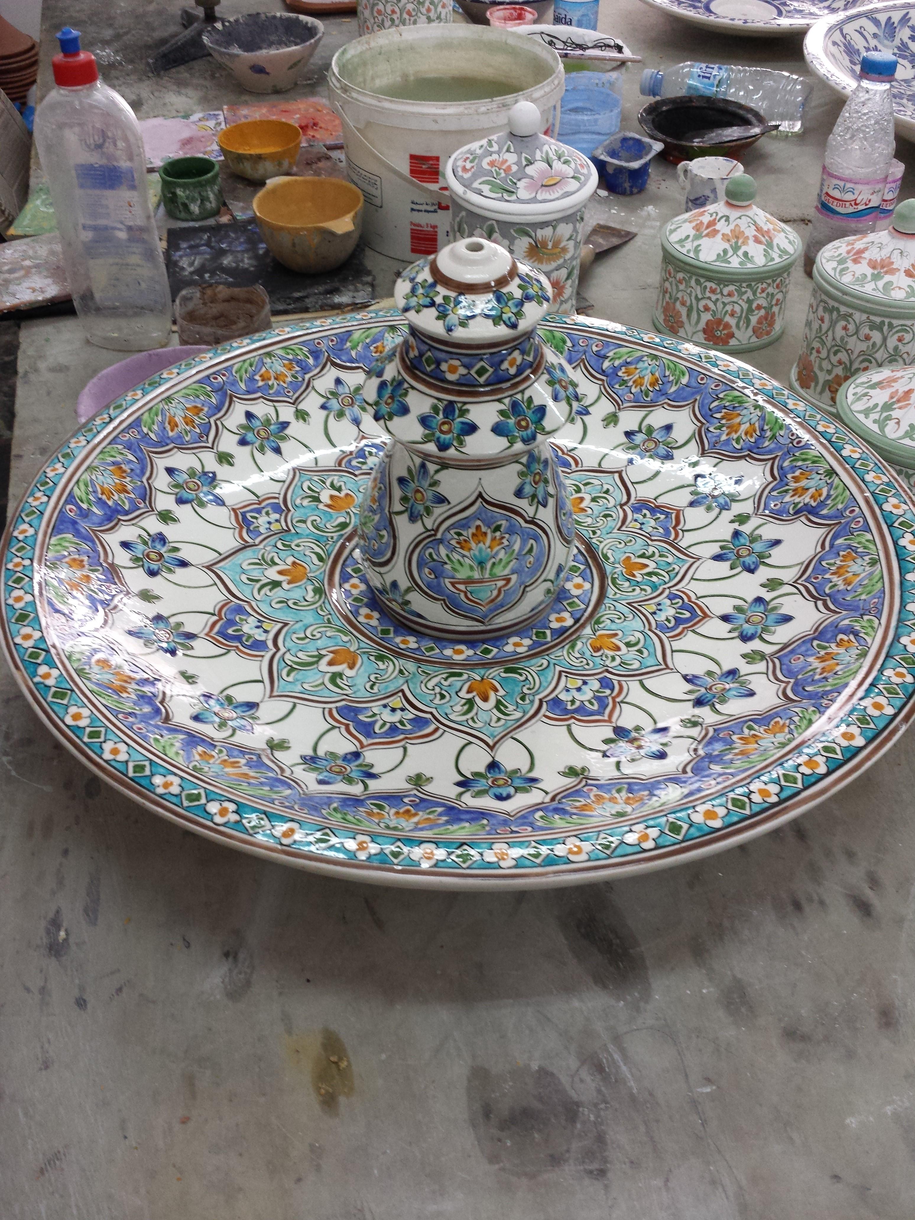 Céramique Boumehdi, fine référence d'Alger