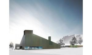 Eglise de Suvela-  réalisée avec l'agence OOPEAA 2014