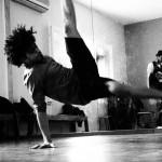 Chouaib Brik, danseur et président d'ART Solution