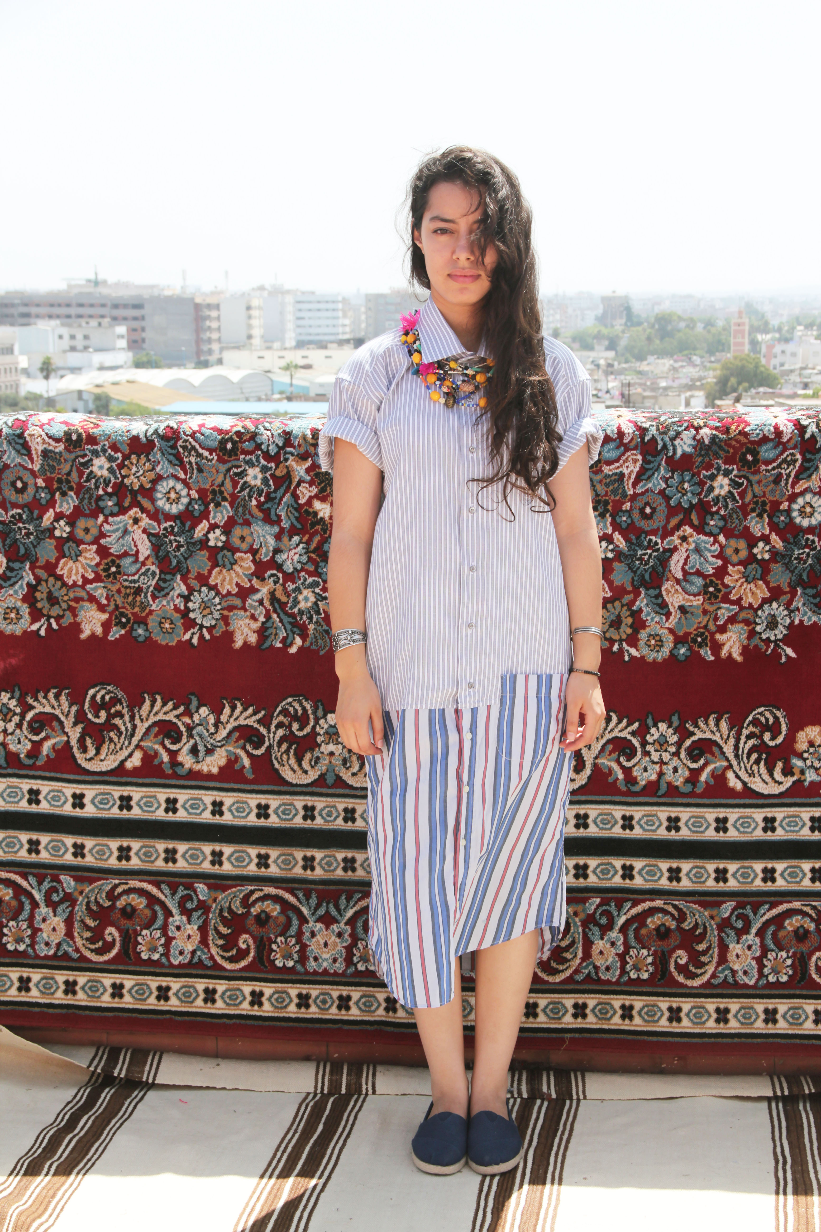Ghitta Laskrouif, Vintage & Slow Fashion