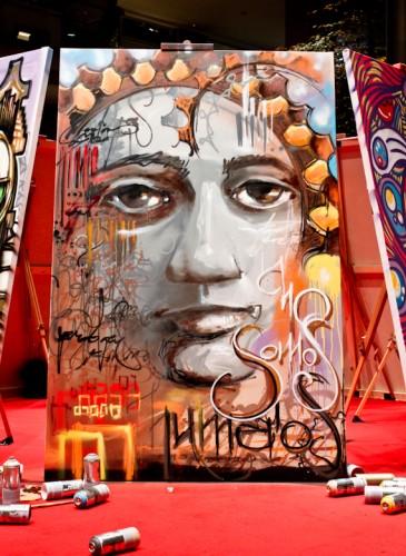 Gagnant des arts battles, Barcelone