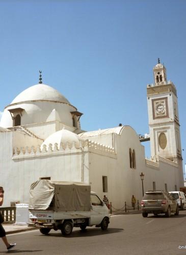 « La nouvelle mosquée », construite en 1660