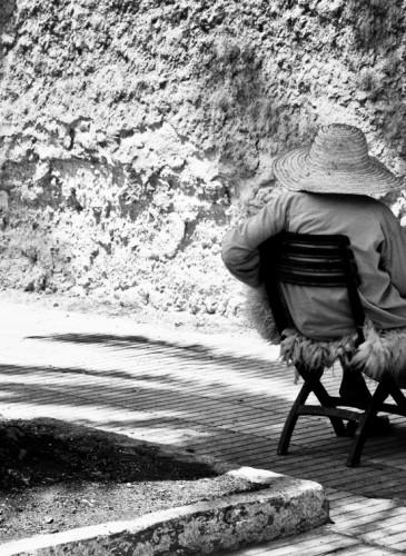 Nabil Ghandi - The waiting room-
