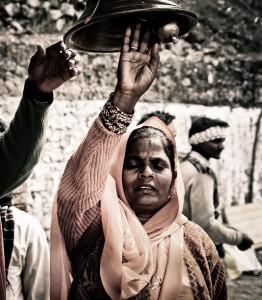 devotional gong © Nabil Ghandi