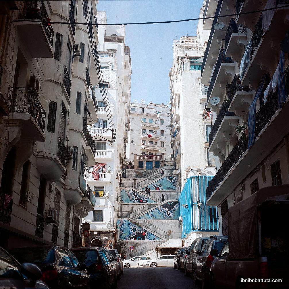 Escale Algéroise d'Andrew Farrand