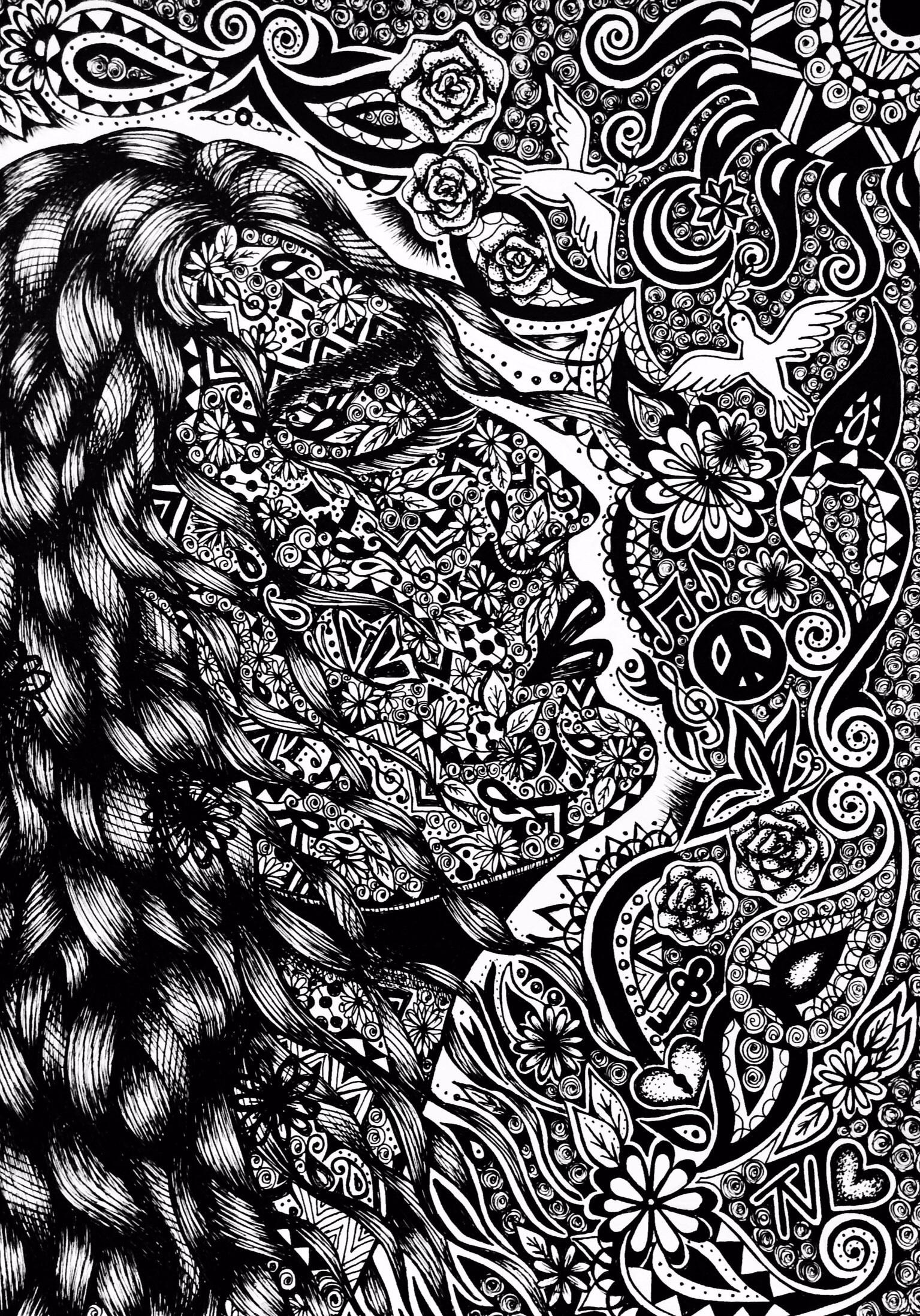 """Les Dessins Magnétiques de Nigar Tahmazova – """"Mon art, c'est ma vie"""""""