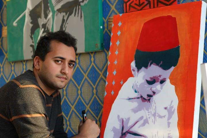 Mouad Aboulhana, artiste