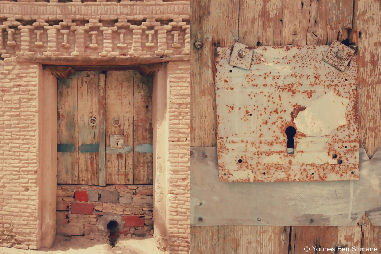 """""""Aux Portes"""" de la Tunisie par Younes Ben Slimane"""
