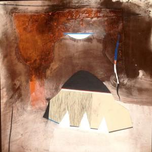 Peinture de Mohamed Mourabiti