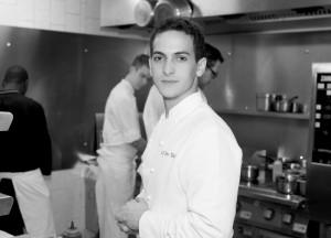 Ali Dey Dali, chef cuisinier