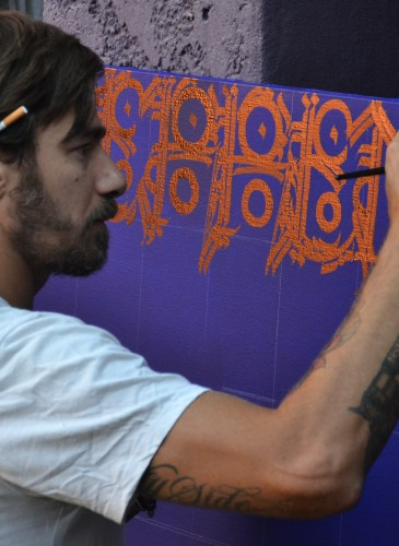 Tarek Benaoum _ Jardin Rouge _ montresso art foundation (9)