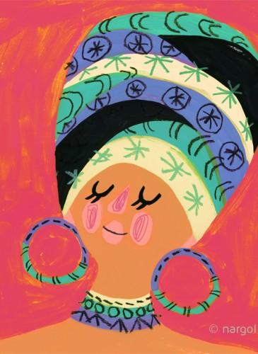 AfricanWoman-Nargol-Arefi copy