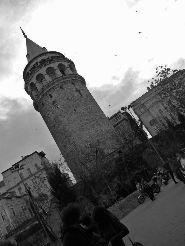 Galata Kulesi © Aydın Korkmaz