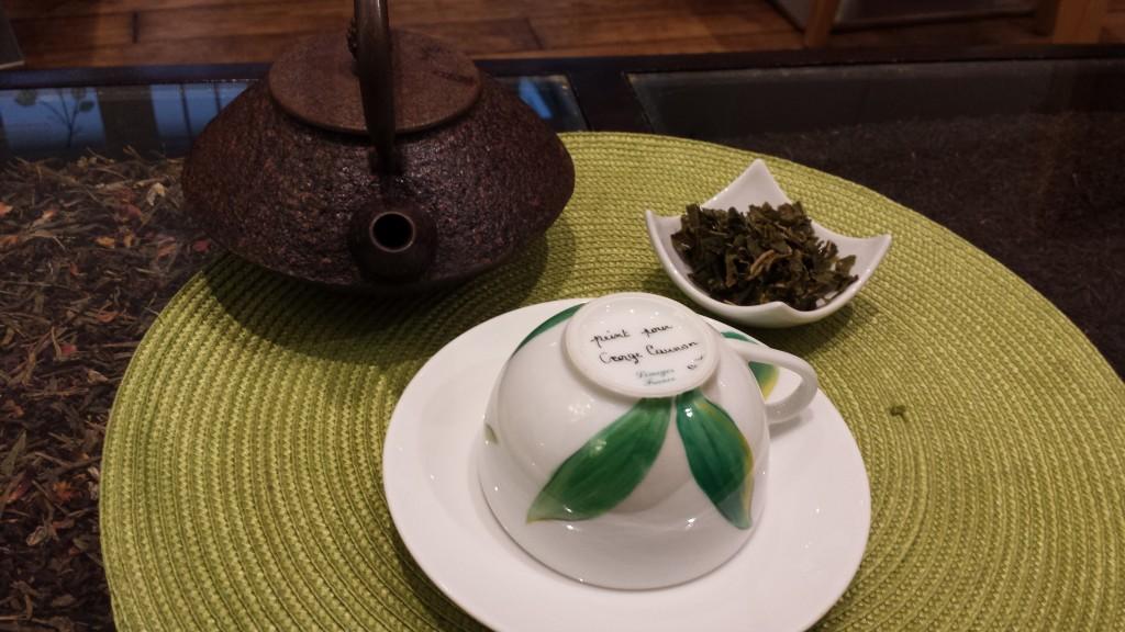 L'art de déguster un thé est multiple mais universel...
