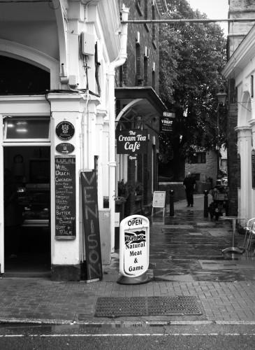Devon streets
