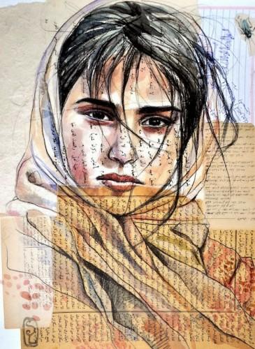 4 Fille de Haraz Yemen