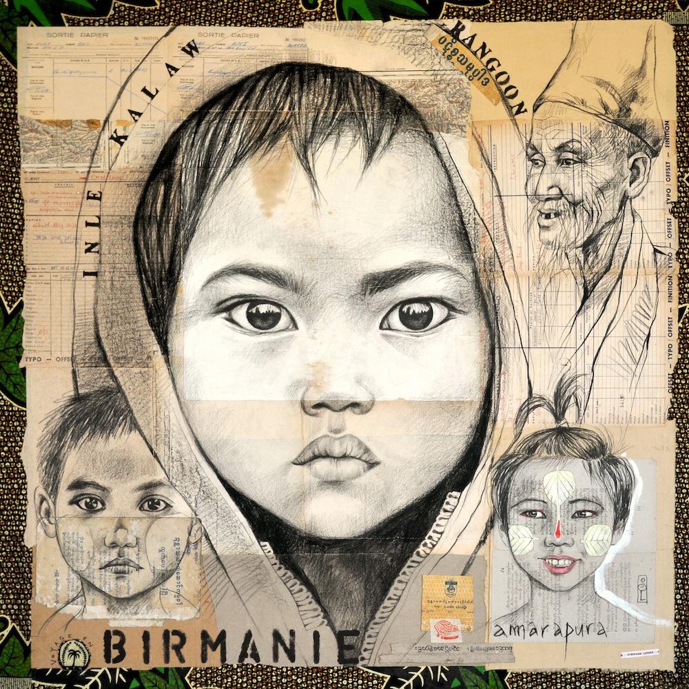 Birmanie - Kalaw