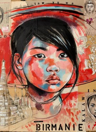Birmanie - Sur la route de Taw Yu Wa