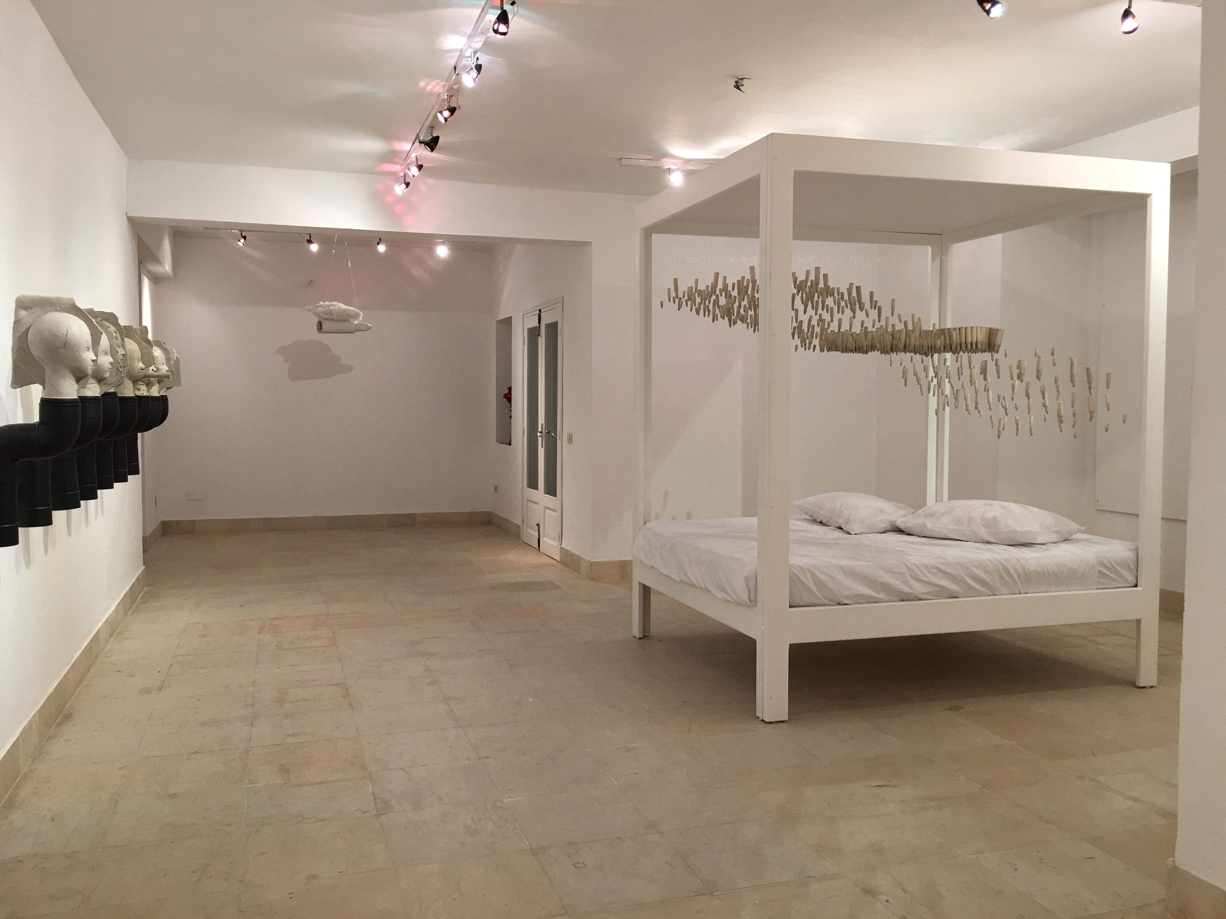 """""""Ward & Cartouches"""", une très belle exposition à découvrir à Tunis"""