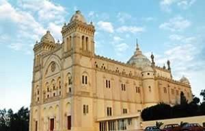 La Cathédrale Saint-Louis de Carthage