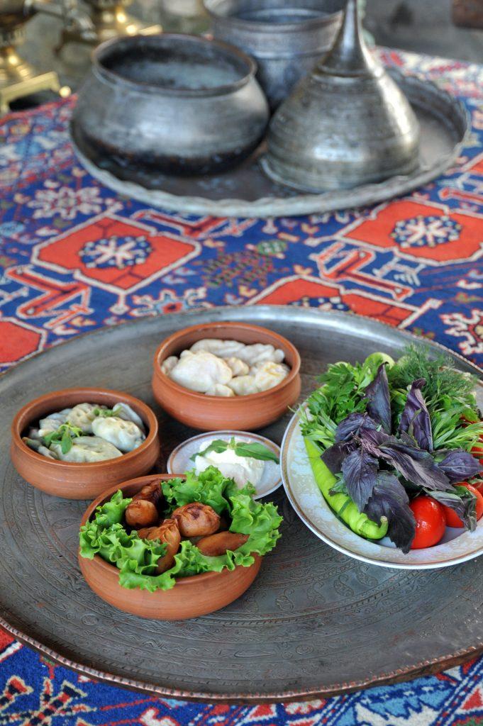 Gurze meal © Eldar Fazraliyev