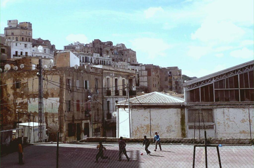 Faubourgs de la ville d'Oran