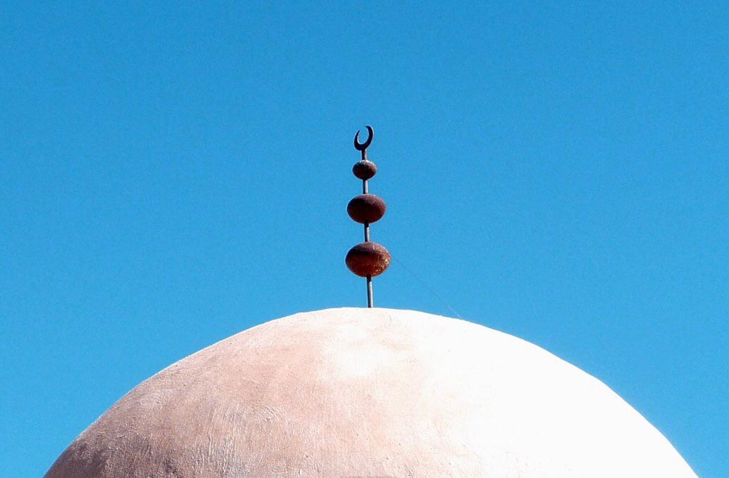 Coupole de mosquée, El Oued Souf