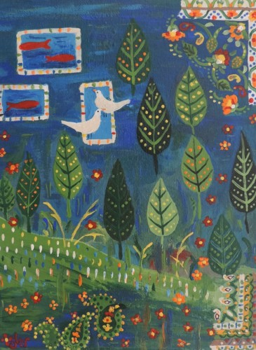 4-MarjaneSaidi_My Garden's Carpet