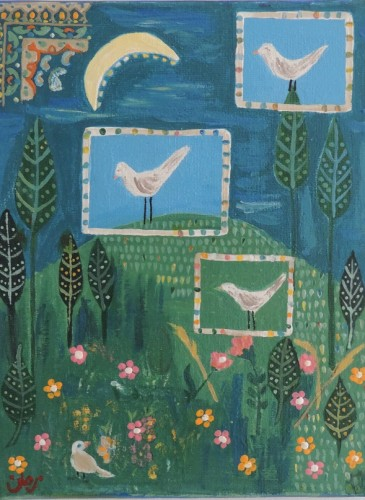 5-MarjaneSaidi_Gates to the Garden