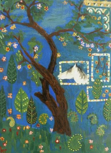 8-MarjaneSaidi_The Tree