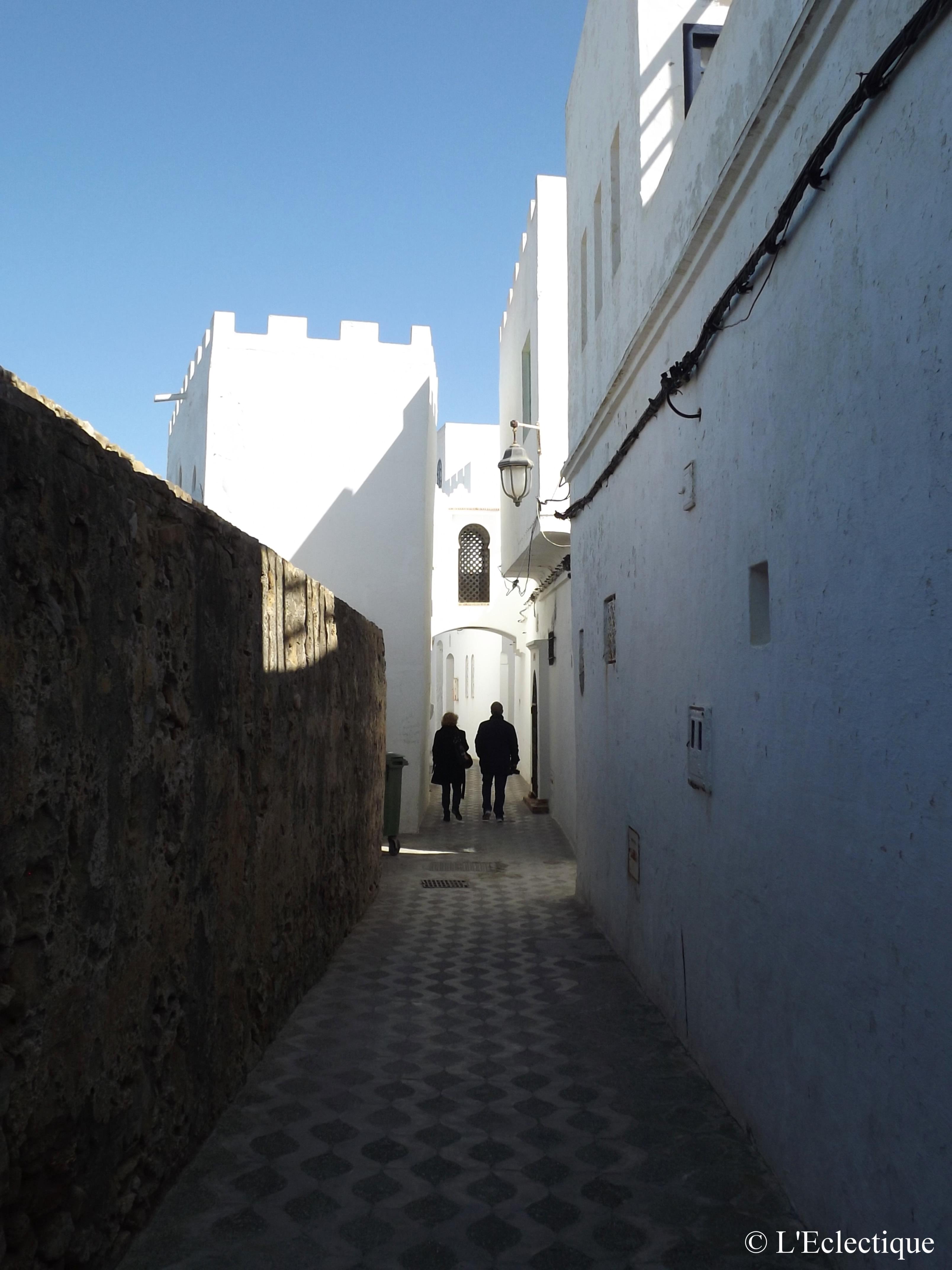 Assilah, échappée dans la cité des arts