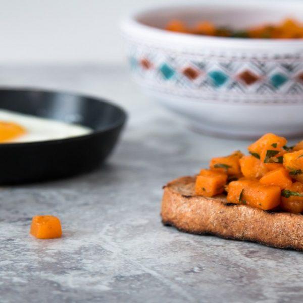 La salade de carottes à la marocaine par Nargisse Benkabbou