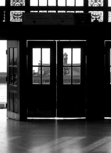 Haydarpaşa Train station