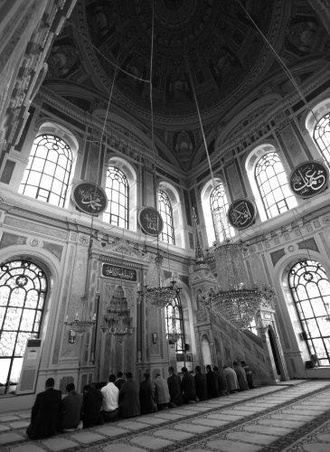 praying in Barok