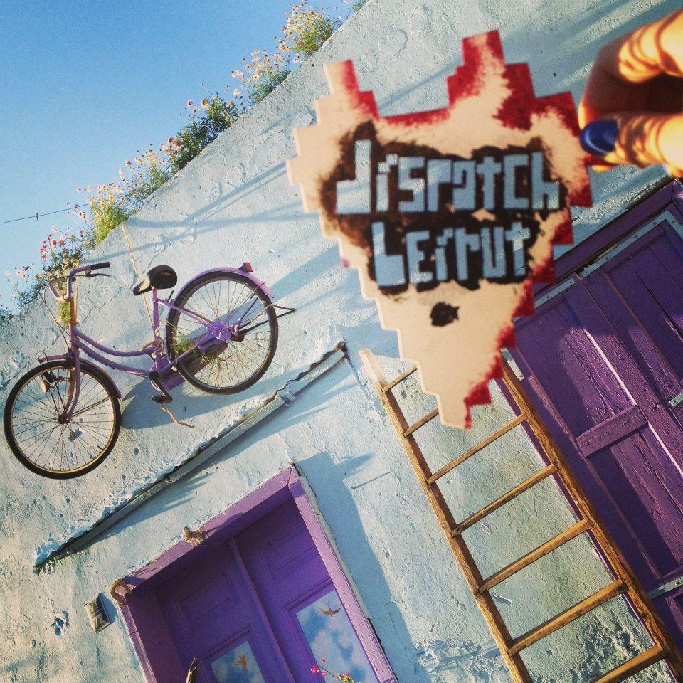 """Les petites briques de """"Dispatch Beirut"""""""