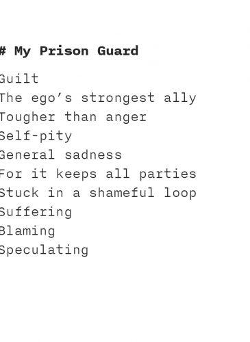 My Prison Guard