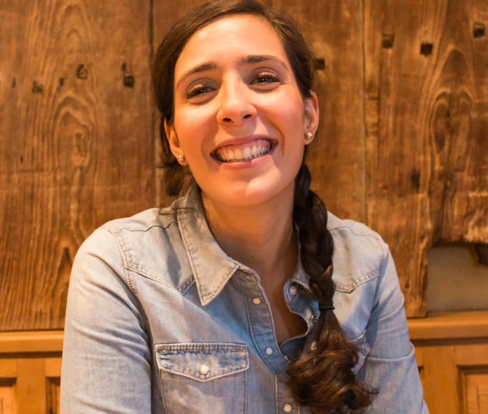 "Discover Nargisse Benkabbou, founder of ""My Moroccan Food"""