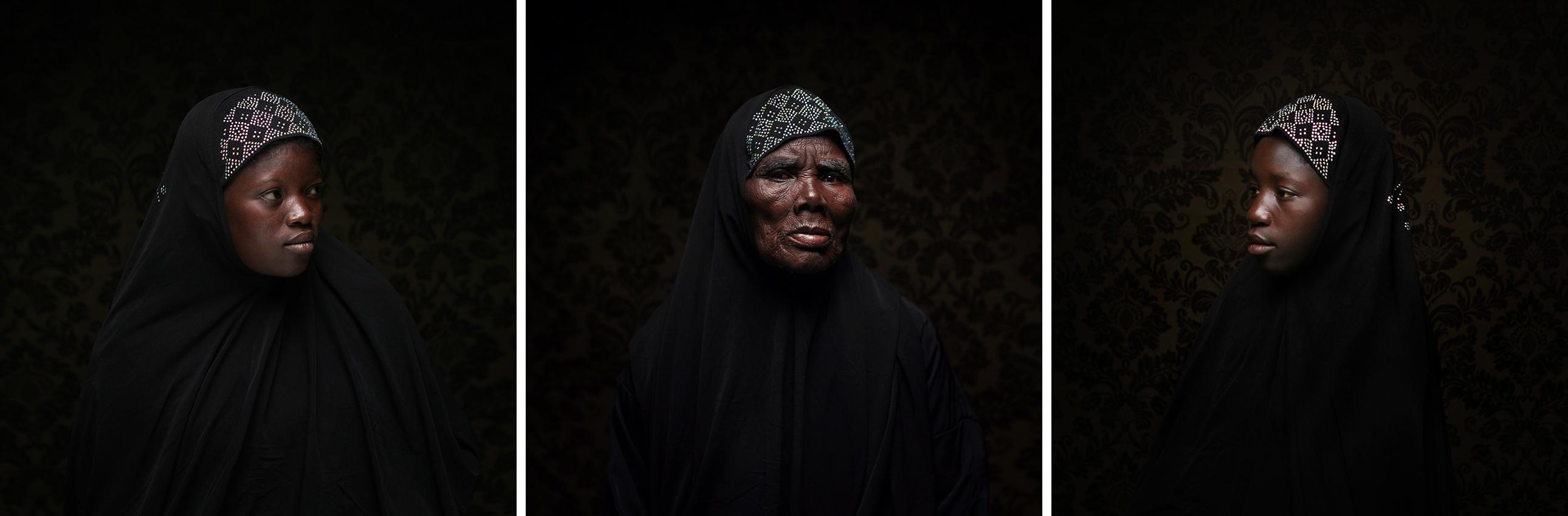 Un regard sur l'Afrique de l'artiste Wahib Chehata