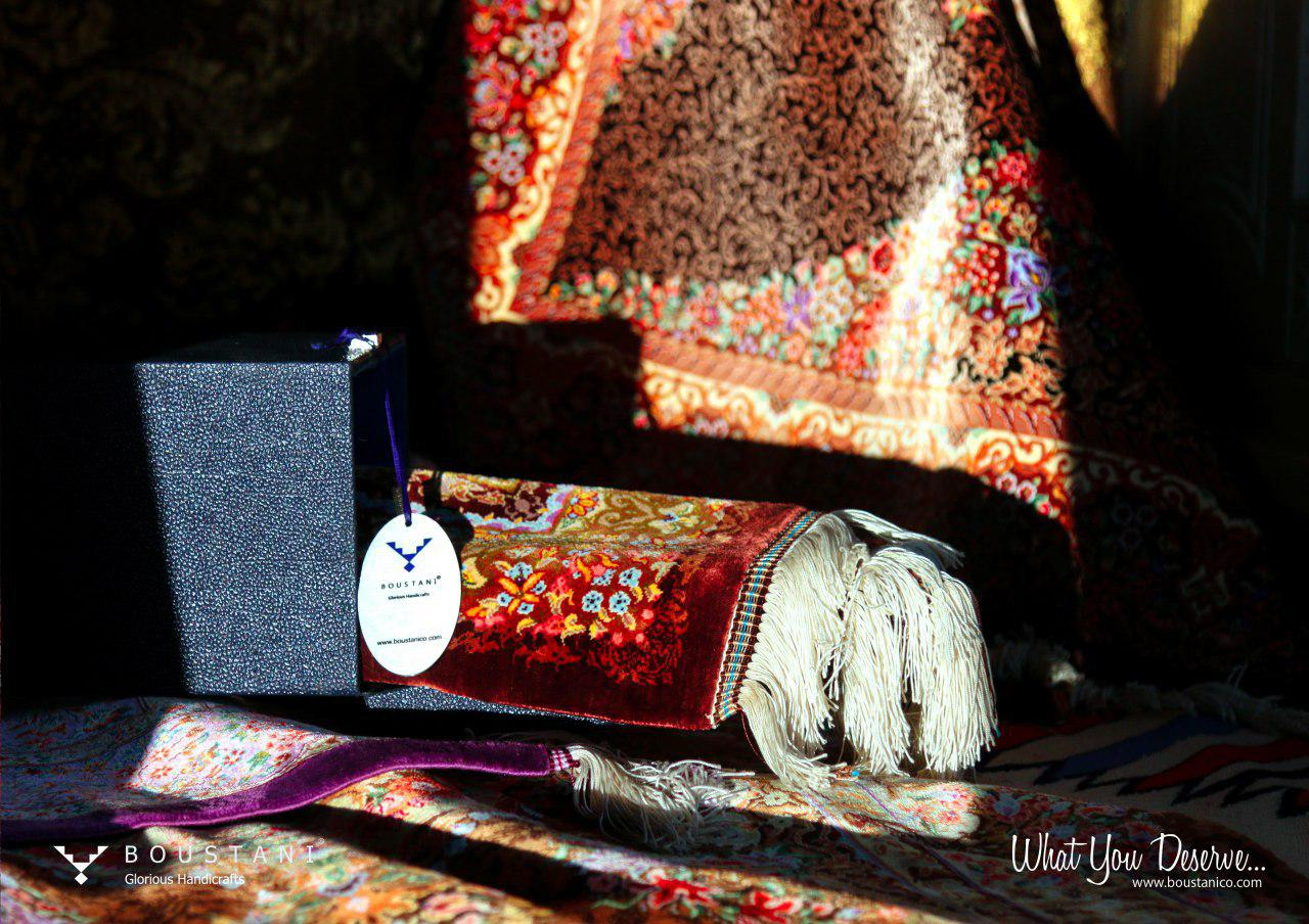 Boustanico, handmade stories from Iran to the world.