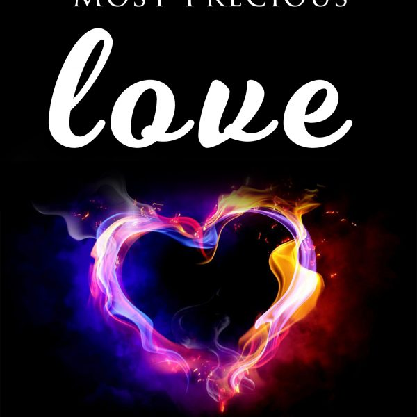 """The Most Precious Love"" new book of Sarah Anouar is now availabe"