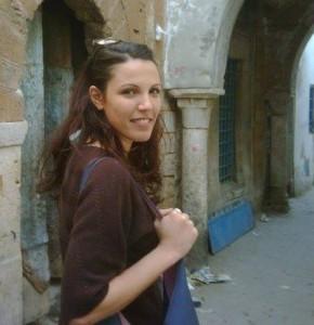 Amel Zazaa, fondatrice de Triza