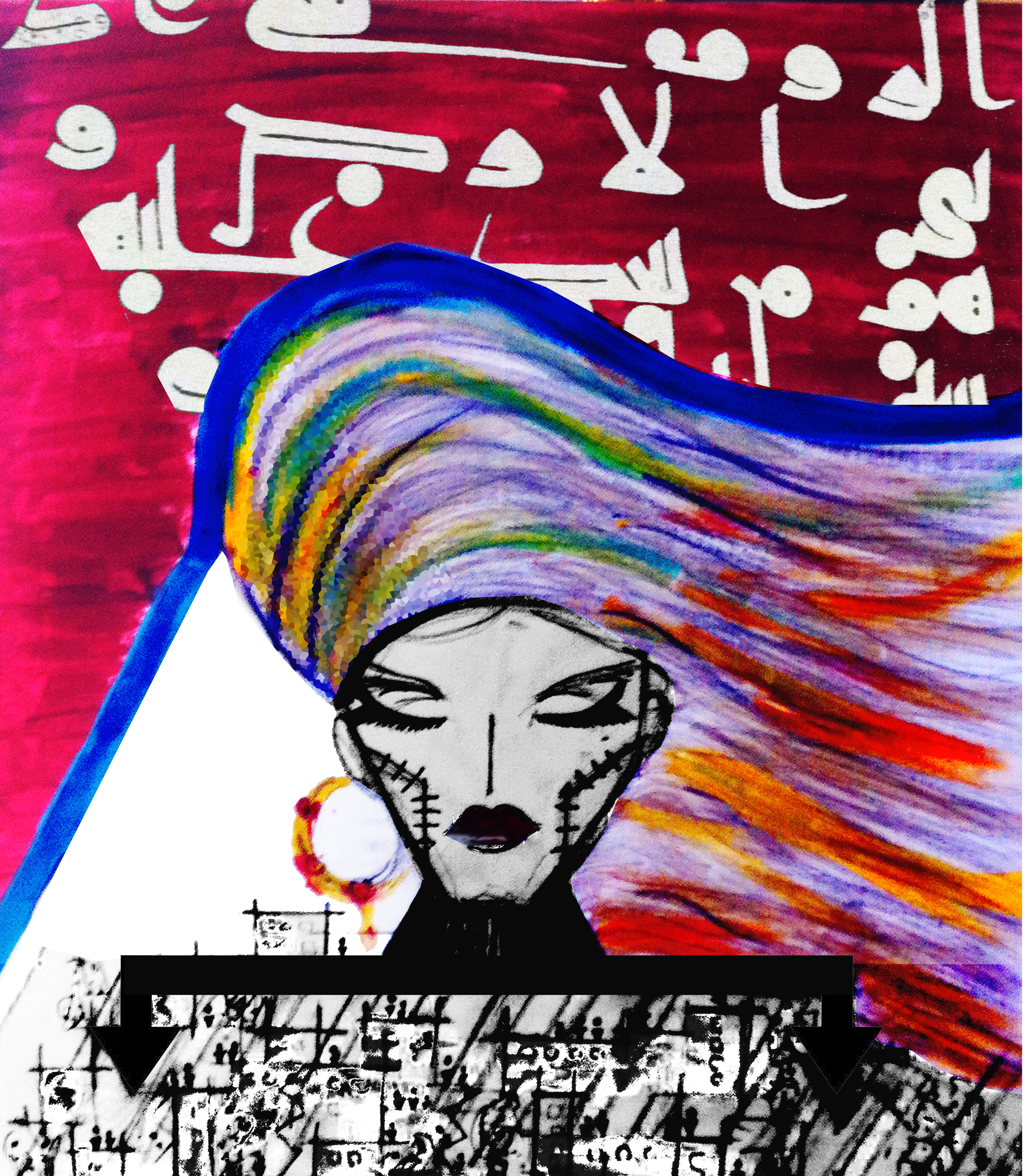 Haya from Jerusalem with Hope & Colours.vf