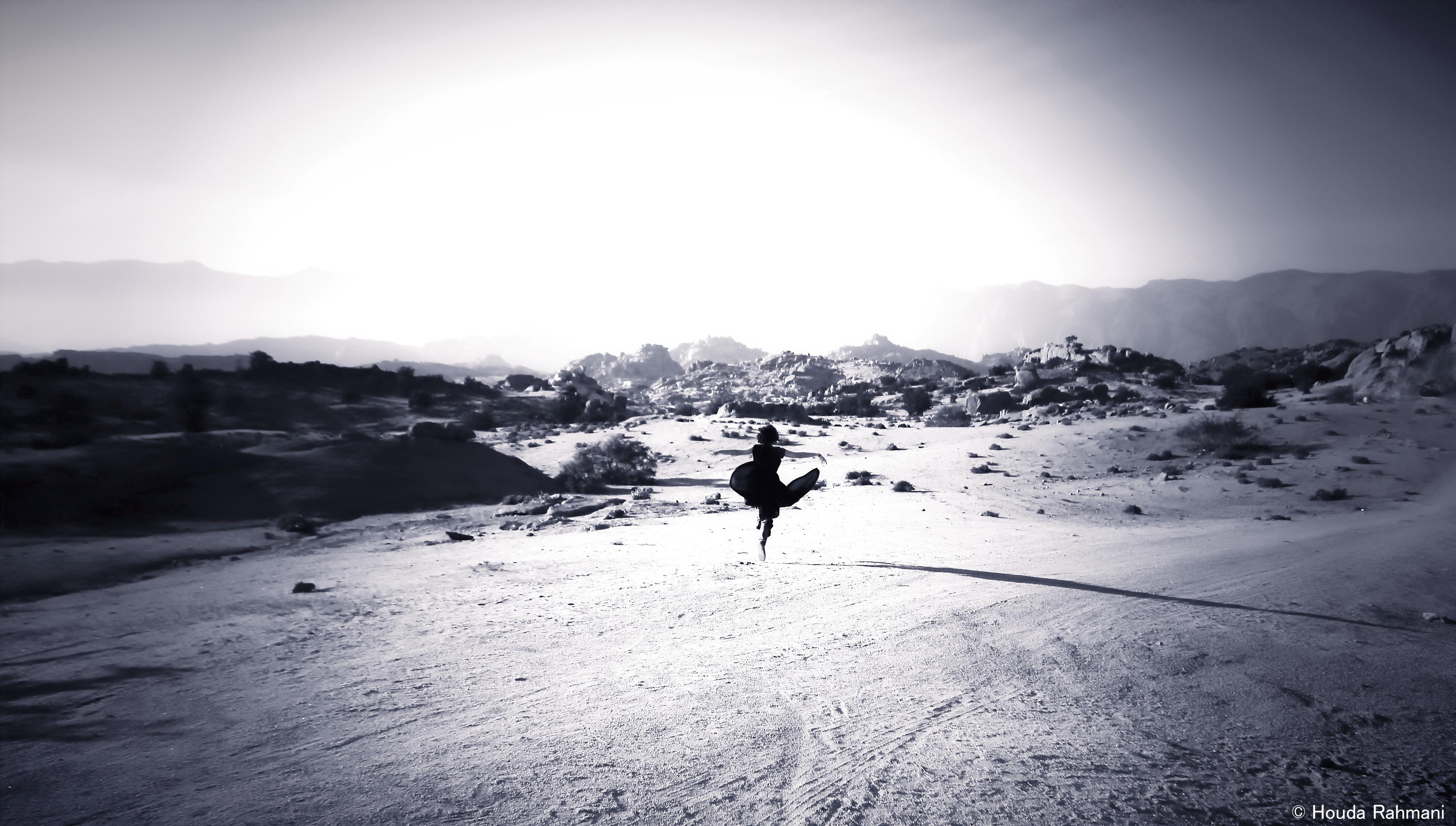 Escale au Maroc par Houda Rahmani