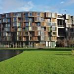 Dortoir de Tietgen, Copenhague, Danemark, 2006 Architecte: Lundgraard & Tranberg image par Anis Souissi