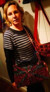 Anne Charles, artiste styliste
