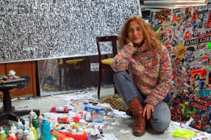 Corelia Roché, artiste peintre