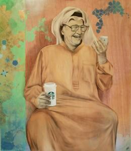 Morning Ritual, Perryhan El-Ashmawi.