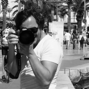 Pierre Senard, Photographe