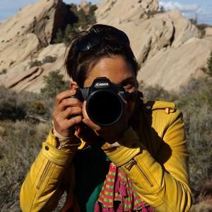 Malika Sqalli, photographe